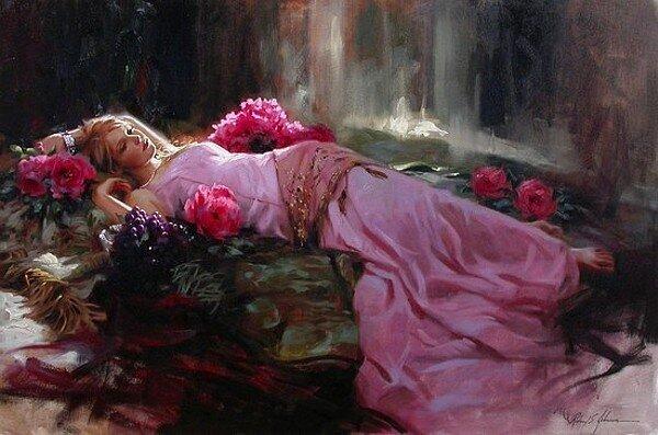 Сон Заветной Любви