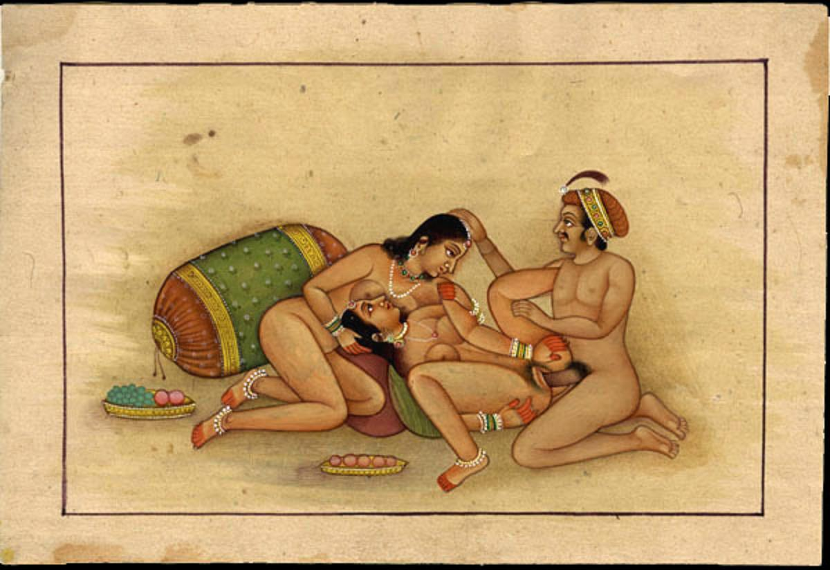 - Kama sutra of Sexual.
