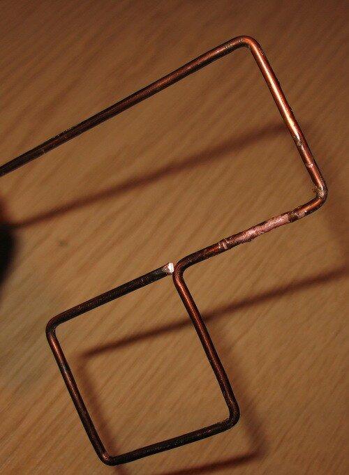Изготовление 3G антенны