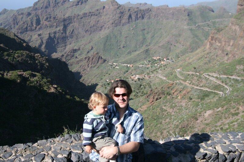 Ущелье Маска на Тенерифе