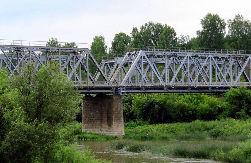 Мост через Иню
