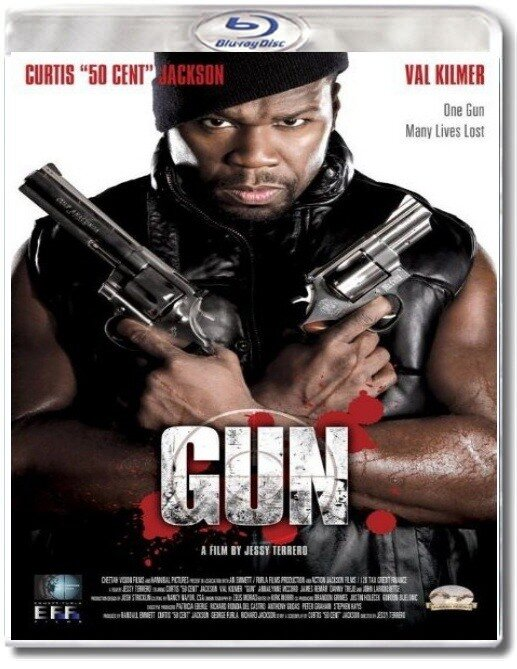Ствол / Gun (2010/BDRip/1080p/BDRemux)