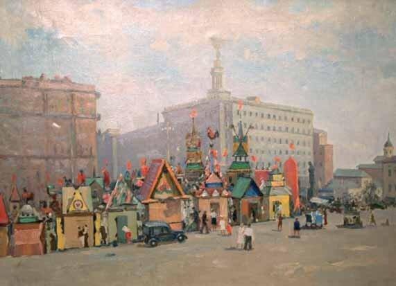 Сергей Иванович Пичугин (1881—1971)