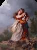 Растровый клипарт влюбленные
