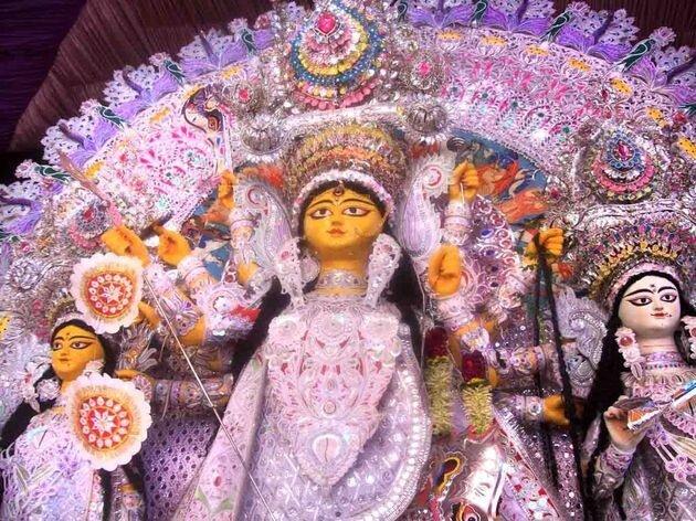 Фестиваль Дурга Пуджа