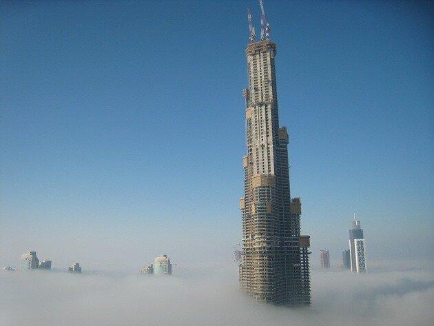 Бурдж-Халифа (Burj Dubai)