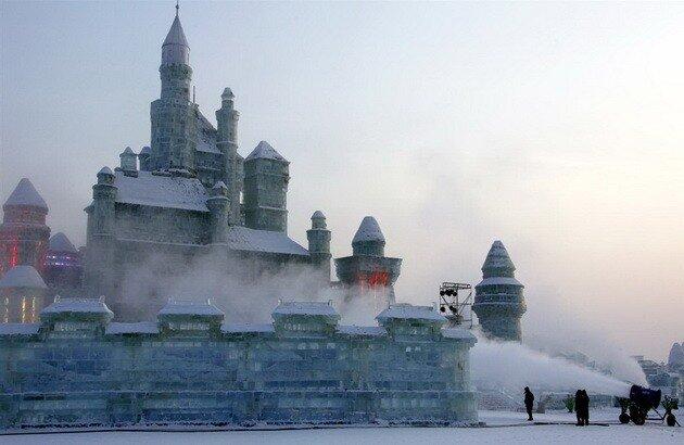 27-й Харбинский международный фестиваль льда и снега