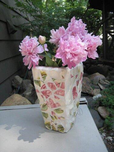 0 44065 9c6e3583 L Как сделать вазу своими руками мастер класс