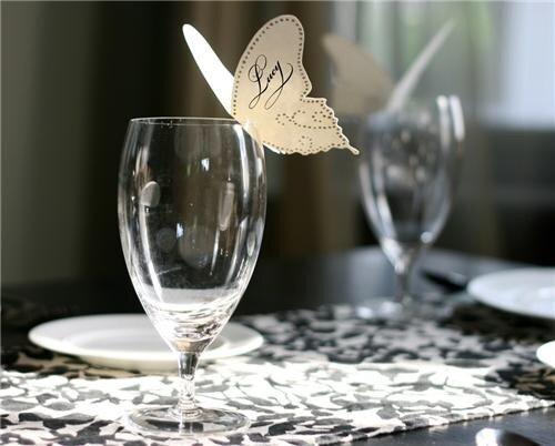Идеи для декорирования стола