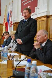 визит секретаря ЦС Профсоюза в Чувашию (февраль 2011)