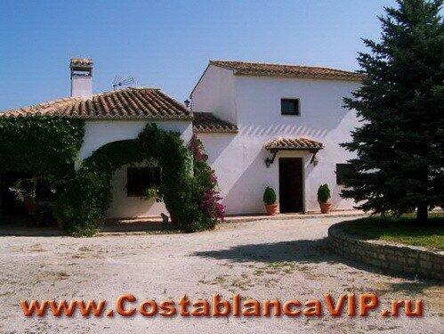 Вилла в Ontinyent, costablancavip, недвижимость в Испании, вилла в Испании, коста бланка