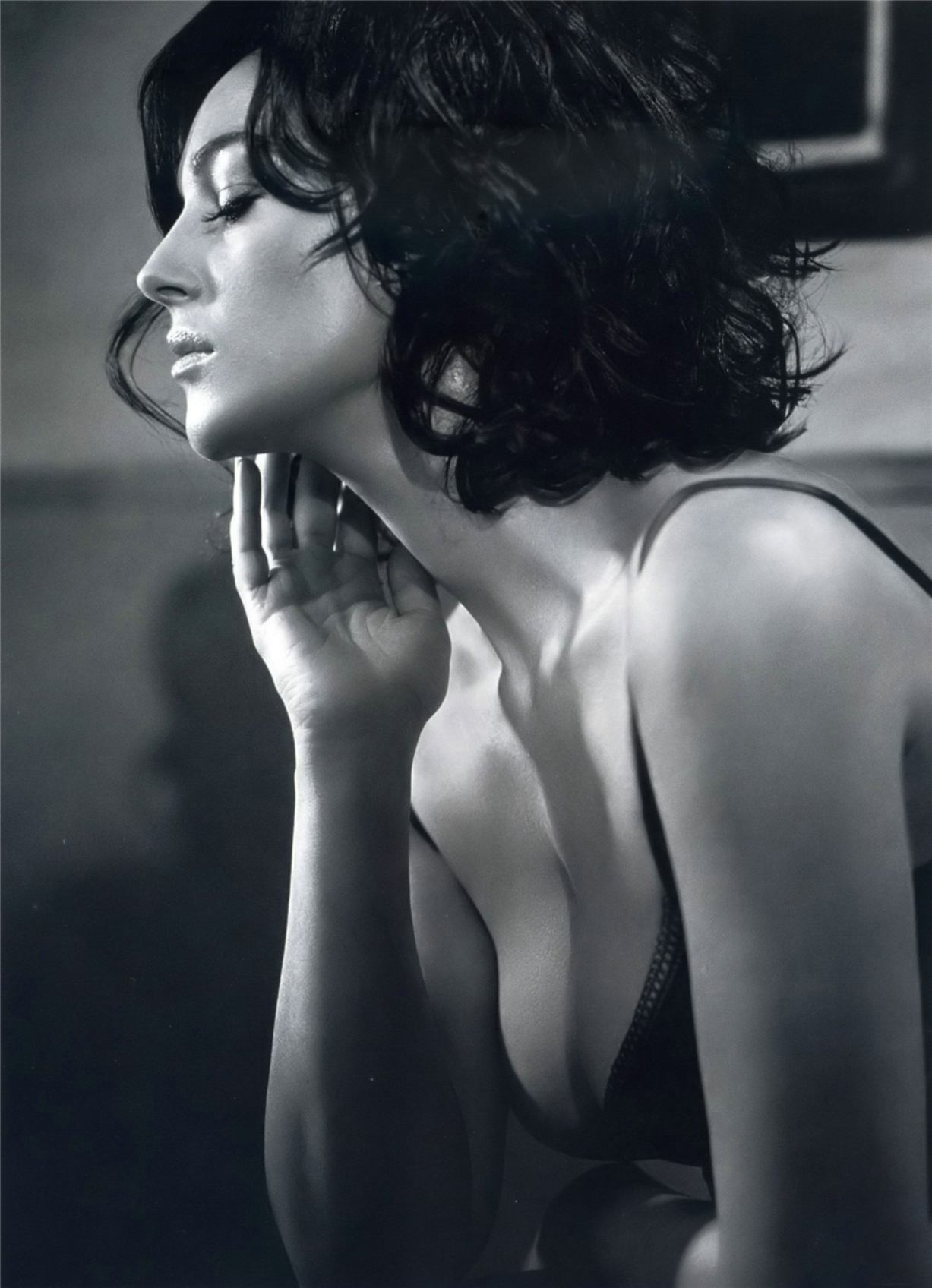 Моника Беллуччи / Monica Bellucci in GQ november 2008