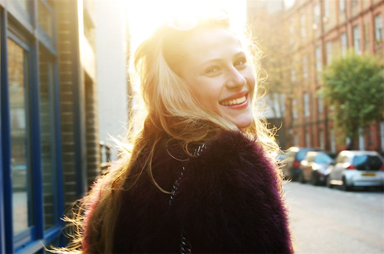 модель Алисия Кужман / Alicia Kuczman, фотограф Mariella Kroell