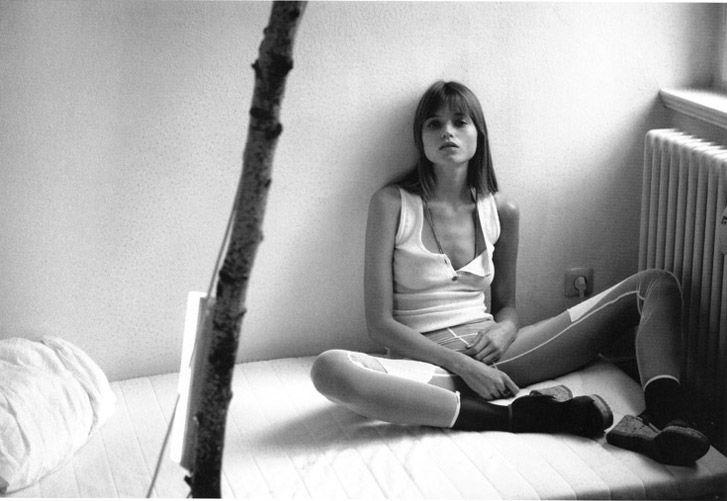 модель Эбби Ли Кершоу / Abbey Lee Kershaw, фотограф Ronald Dick