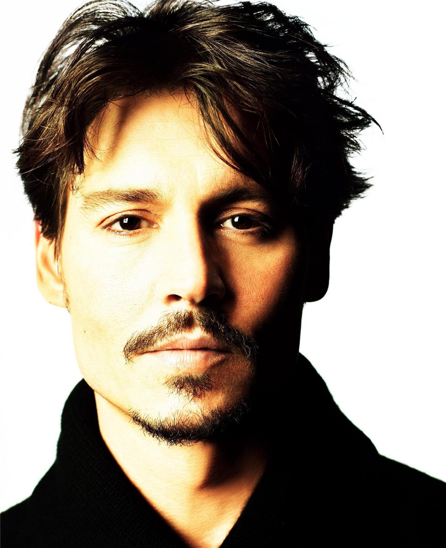 Джонни Депп / Johnny Depp by Matthew Rolston