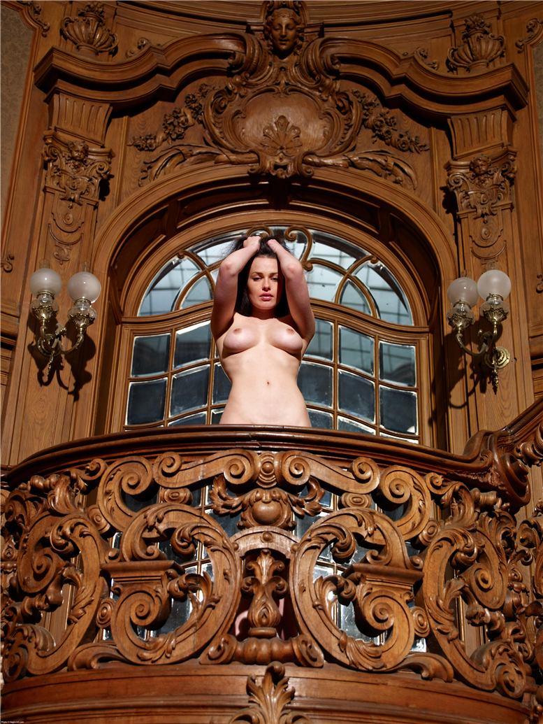 эротическая модель Даша Астафьева / Dasha Astafieva, фотограф Petter Hegre
