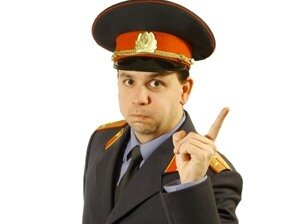 Во Владивостоке задержан лже-милиционер