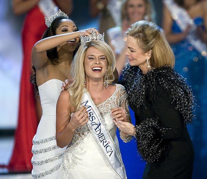 Мисс Америка фото