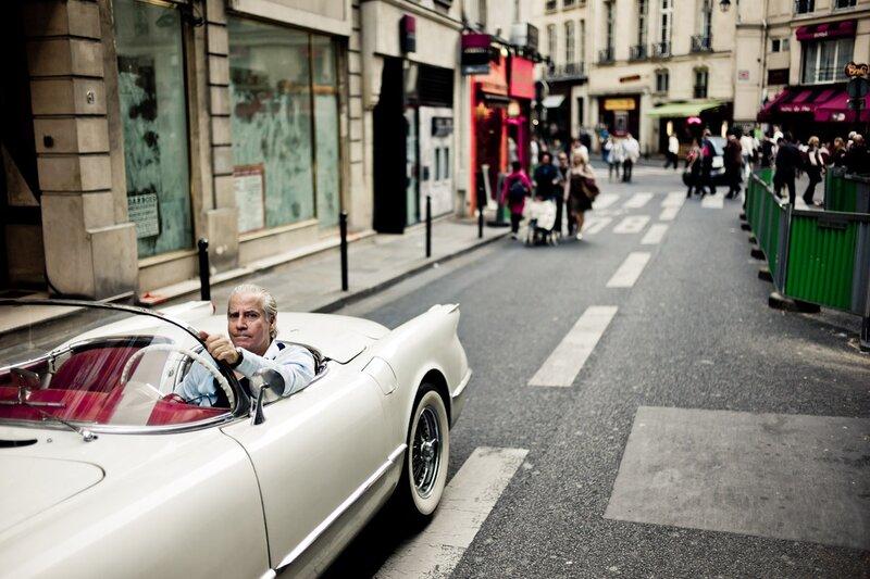 drive saint germain gentleman photos by Yanidel