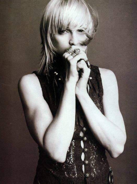 Madonna; Vogue 1992 by Meisel
