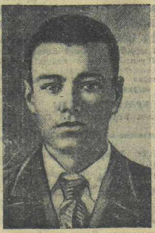 «Красная звезда», 14 сентября 1943 года, Иван Земнухов, Молодая гвардия