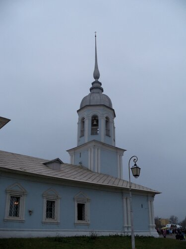 4 ноября 2014. Вологда