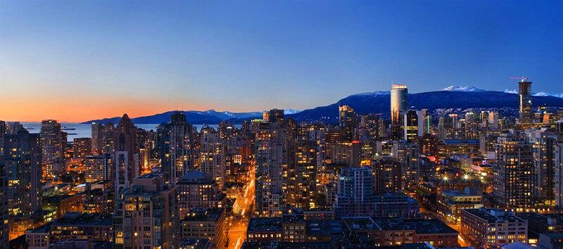 Пентхаус в Ванкувере