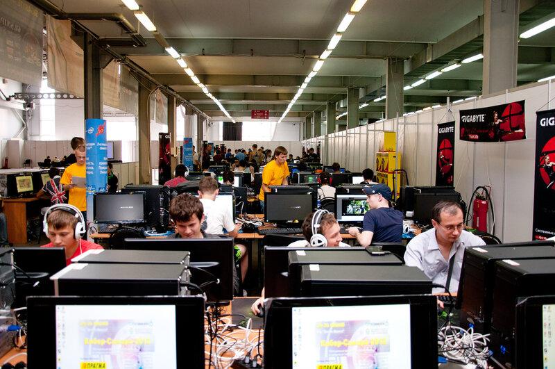 КиберСамара 2012