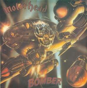 Motörhead - Bomber (1991) [SNC Records, ME-2031-2]
