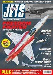 Журнал Jets Magazine 2014/01-02