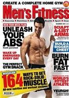 Журнал Men's Fitness UK №12 (декабрь), 2010 / UK