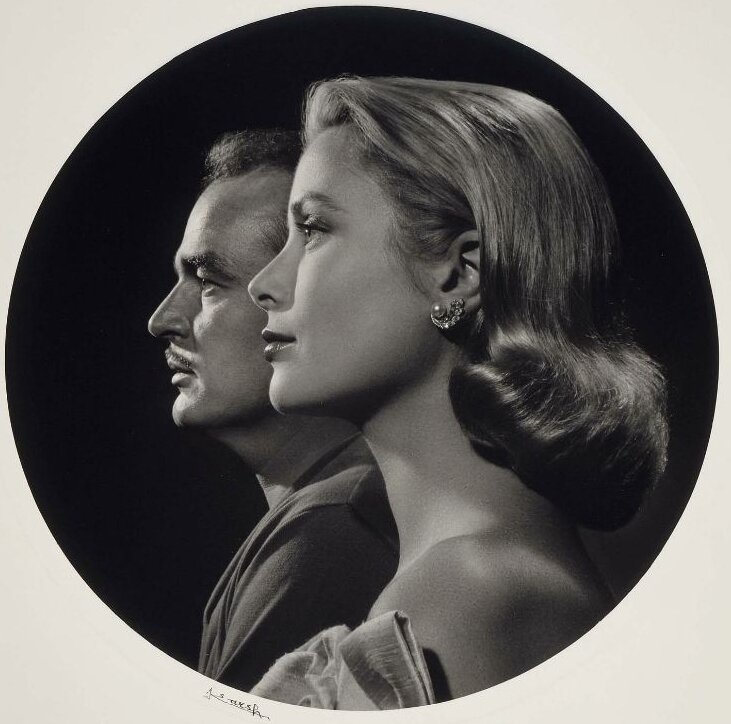 Grace Kelly and Rainier III, Prince of Monaco