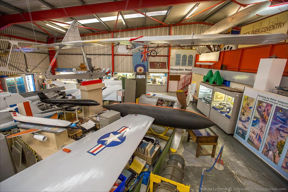 Midland Air Museum