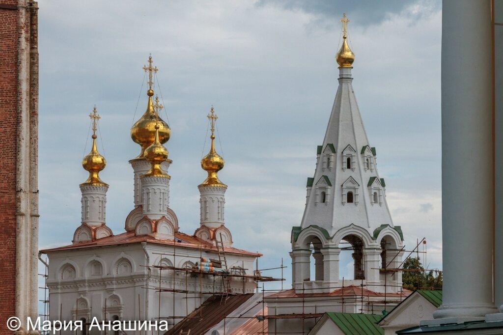 Богоявленская церковь, Рязань