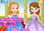 София Принцесса и Сестра (Sofia Sisters game)