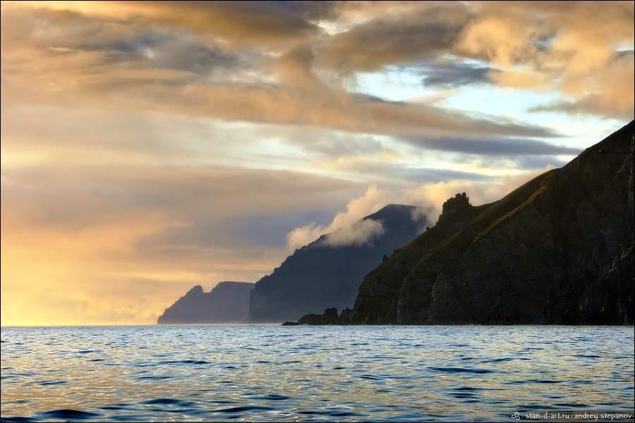 Чукотка, Чукотский полуостров