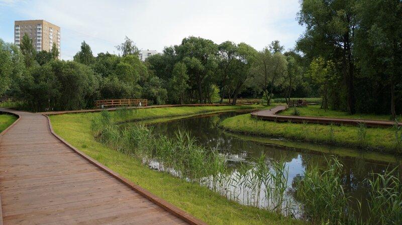 Парк на Яузе