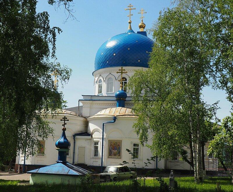 Россия, Томск – церковь (Russia, Tomsk – church)