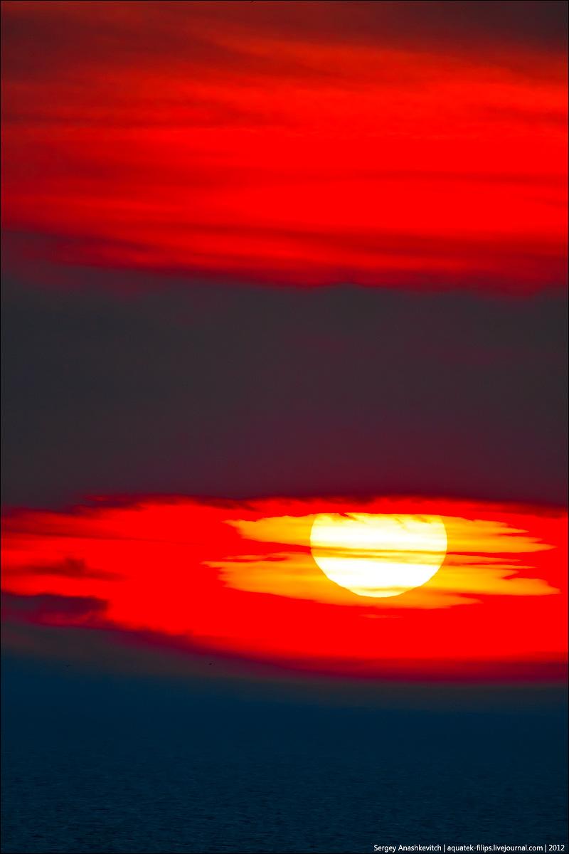 хроника заходящего солнца