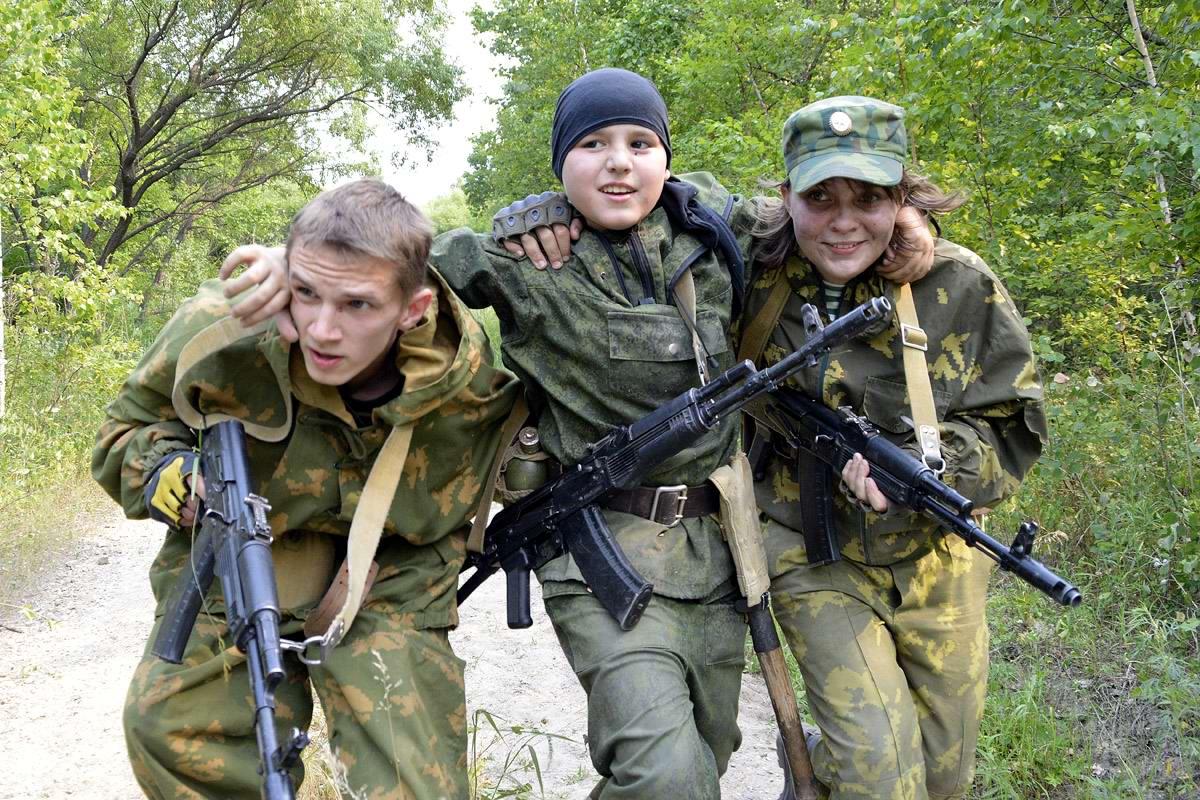 По долинам и по взгорьям: Боевой привет от потомков приамурских партизан (1)