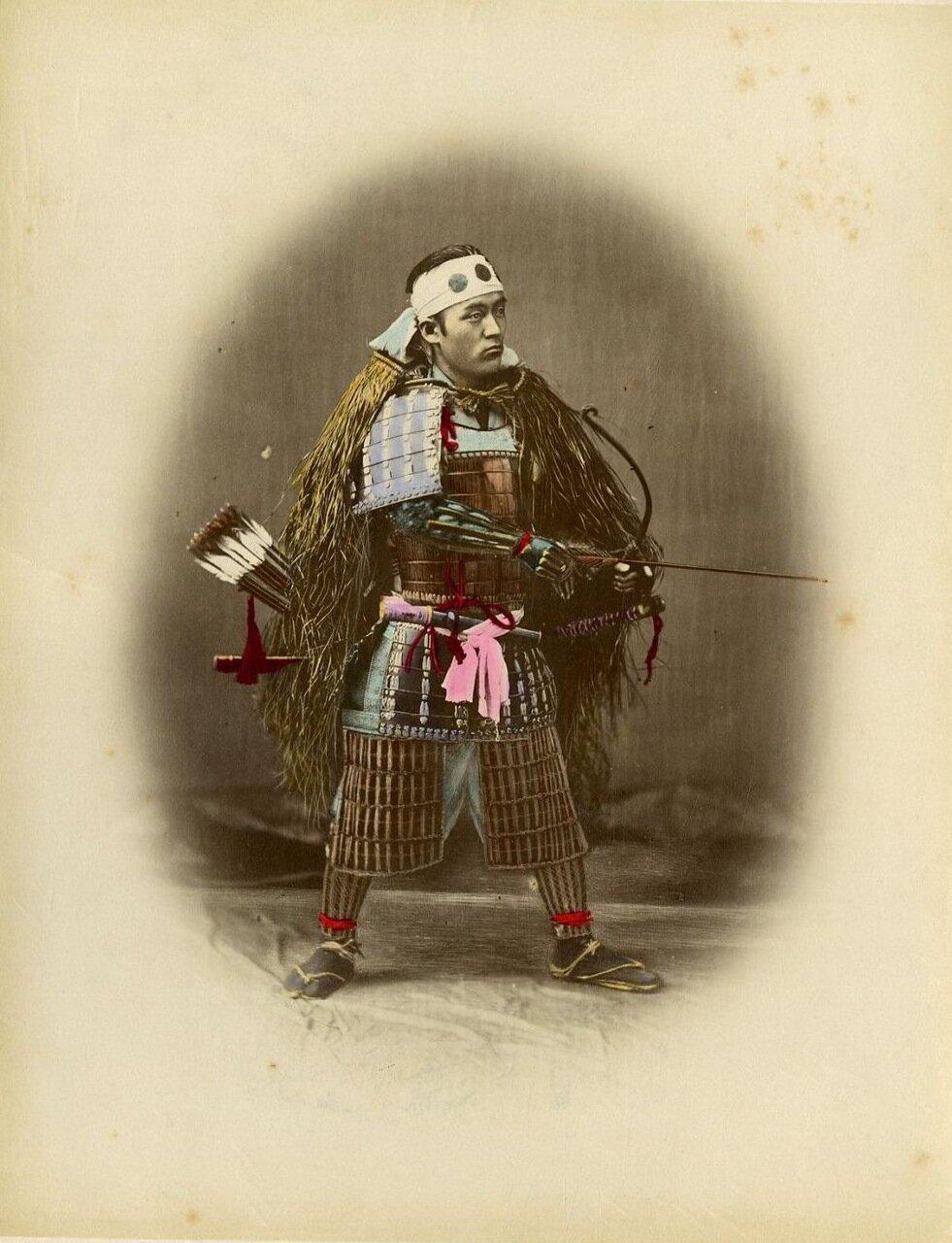 Самурай в броне