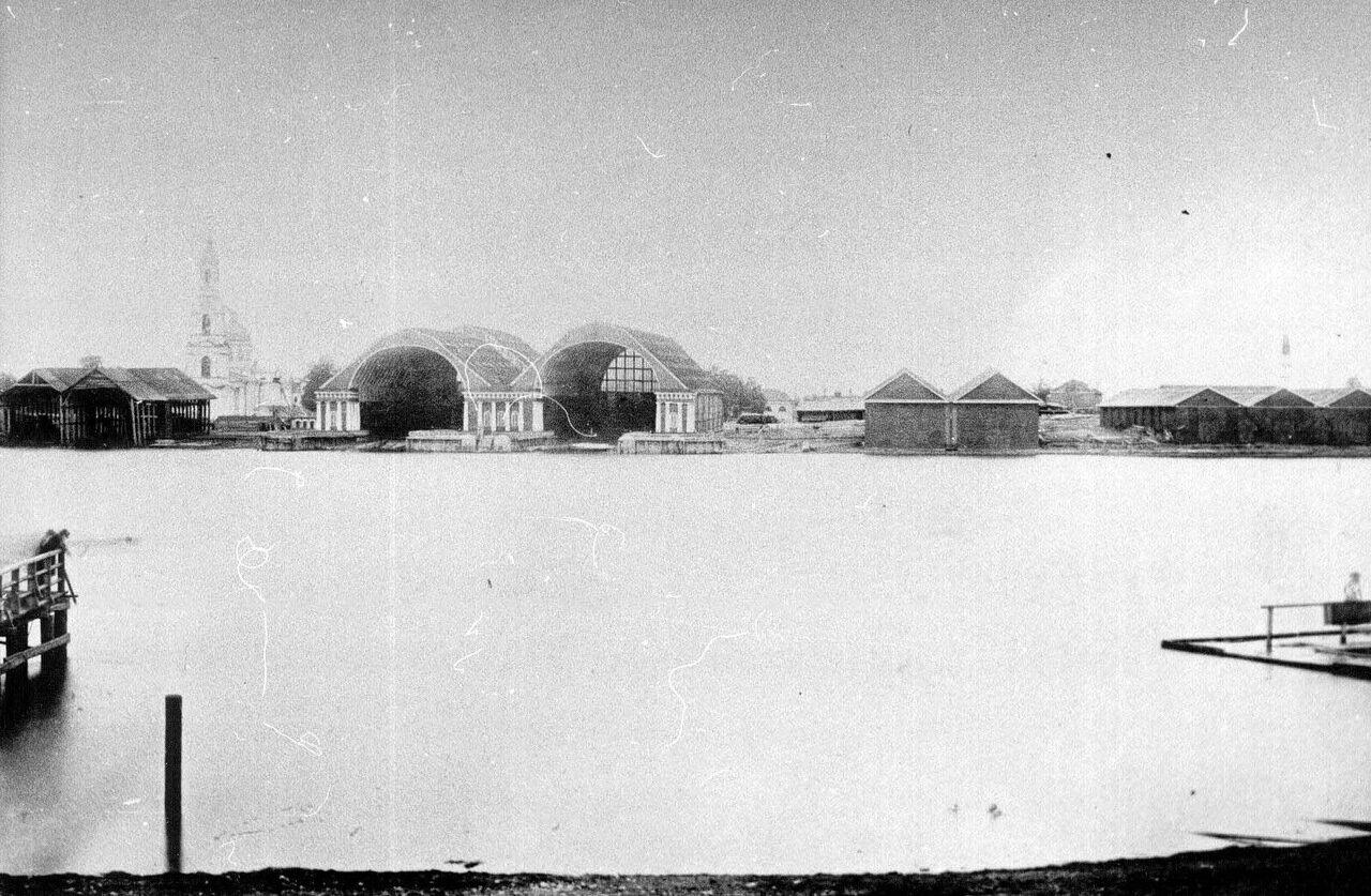 01. Общий вид завода. 1865