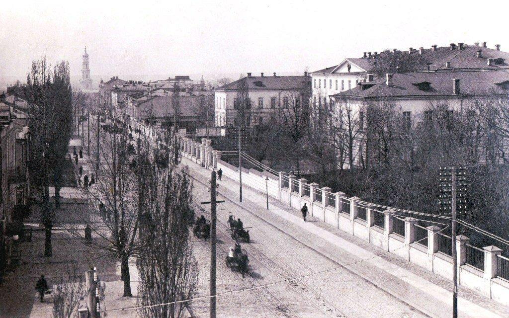 Сумская улица. Институт благородных девиц