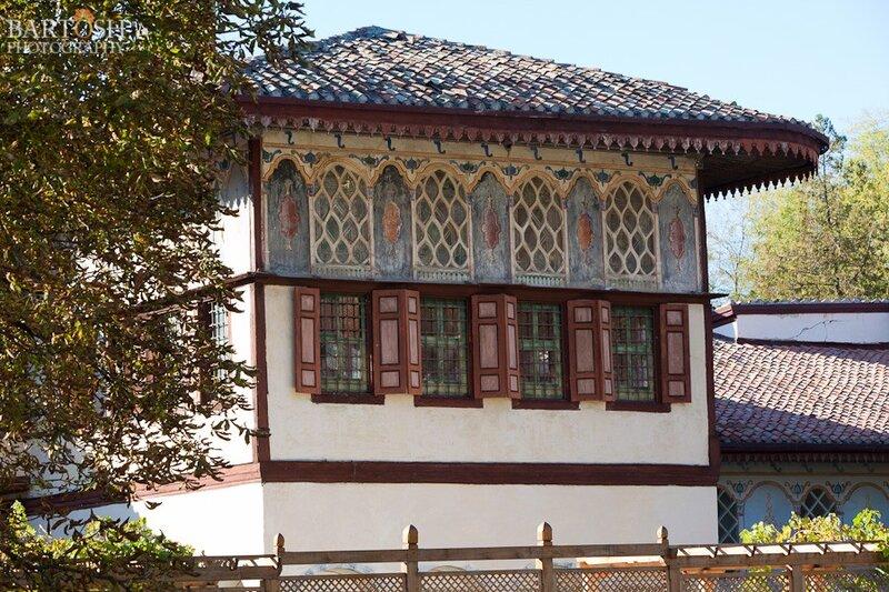 Крым, Бахчисарай - Ханский дворец