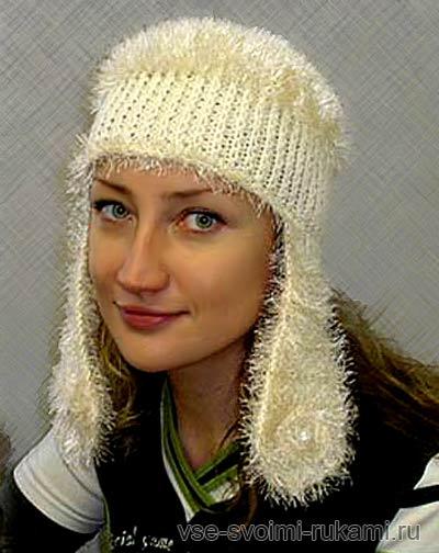 авторская модель шапки от
