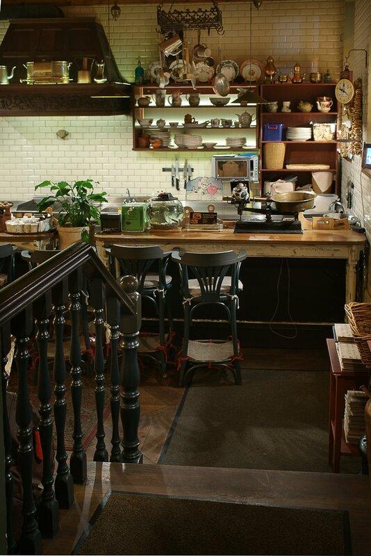 фотосъемка в интерьере лучшего домашнего ресторана
