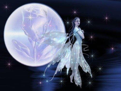 Льёт слабый свет луна...
