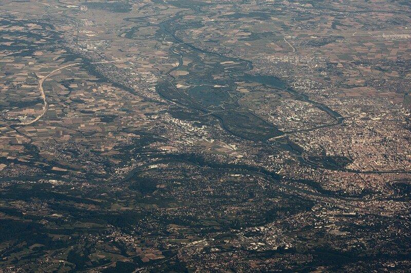 Lyon, Villeurbanne