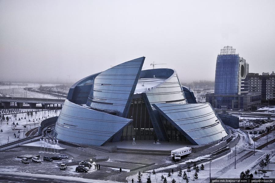 哈萨克斯坦中央音乐厅