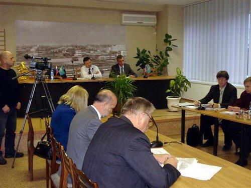 «Круглый стол» в ОАО «Каустик»